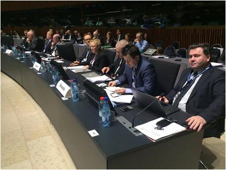 2 Delegația României la ESA - European Space Agency - copyright Agentia Spatiala Romana (ROSA)