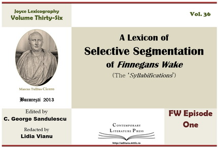 A Lexicon of Selective Segmentation of  Finnegans Wake
