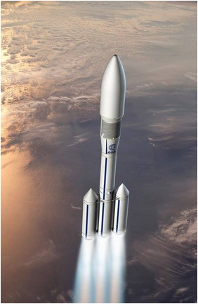 Ariane 6 Copyright ESA - European Space Agency – D. Ducros 2013