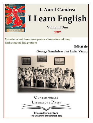 Candrea. i learn english Vol.1