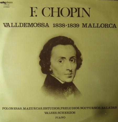 Chopin Valdemossa lucrari