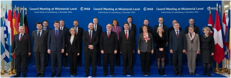 Consiliul Ministerial ESA - European Space Agency copyright ESA