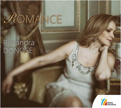 Coperta Ruxandra Donose - Romance