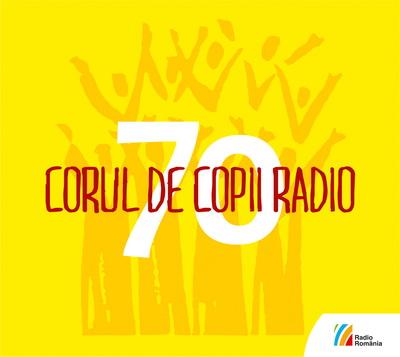 Corul de Copii Radio - 70 - coperta disc