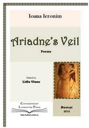 Cover Ioana Ieronim - Ariadne's Veil