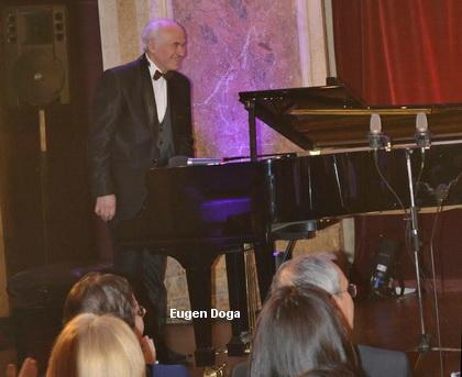 Eugen Doga concert muzeu enescu