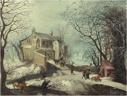 -Frans_de_Momper_-_Winter_Landscape