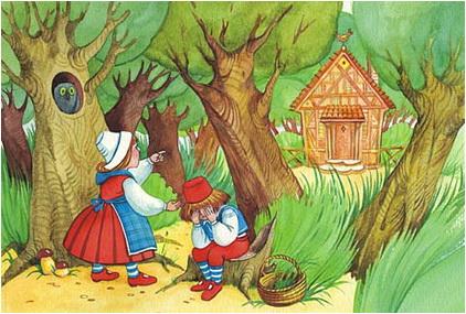 Hansel-si-Gretel
