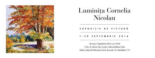 Luminiţa Cornelia Nicolau