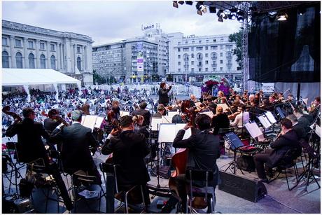 Orchestra Nationala Radio in aer liber_ Foto Alexandru Dolea (1)