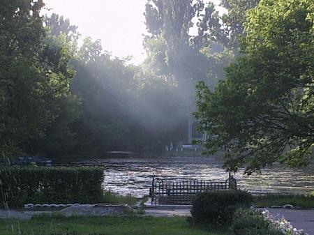 Parcul Constantin Poroineanu, Caracal