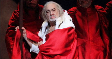 Placido Domingo - I Due Foscari covent garden