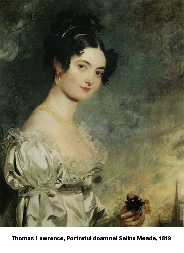 Portrait de Lady Selina Meade Thomas Lawrence