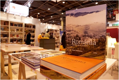 Romania salon-du-livre paris