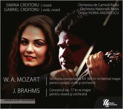 S. Croitoru, G. Croitoru - Mozart, Brahms