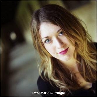 Samantha Shannon copyright Mark C Pringle
