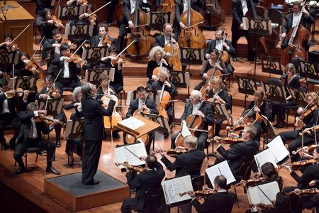 San-Francisco-Symphony- orchestra