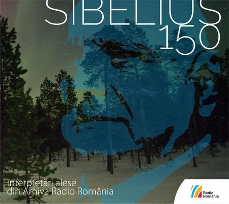 Sibelius 150 - coperta CD