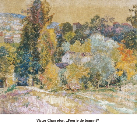 Victor Charreton Feerie d'automne