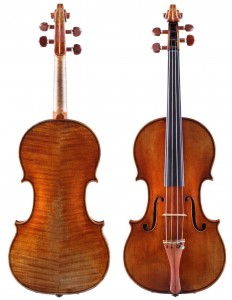 Violin by Antonio Stradivari, Cremona, 1704, Betts  Michael Zirkle
