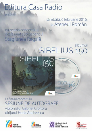 afis Sibelius 150