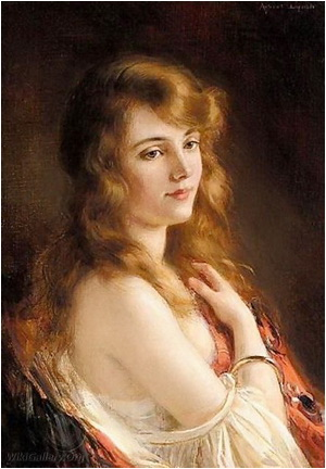 albert lynch frumusete