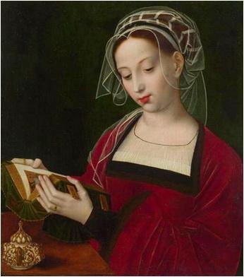 ambrosius-benson-marie-madeleine-lisant c 1525