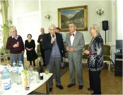 aniversare george g potra fundatia titulescu