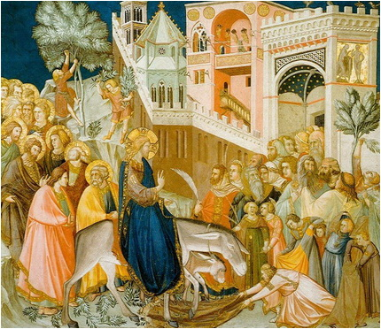 assisi-frescoes-entry-into-jerusalem-pietro-lorenzetti