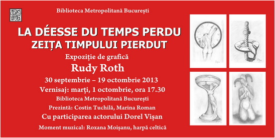 banner expozitie rudy roth