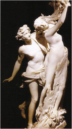 bernini apollo si daphne