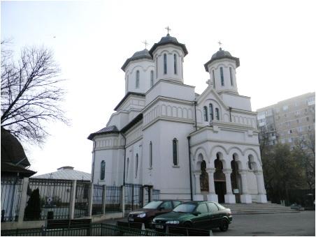 biserica sf treime ghencea