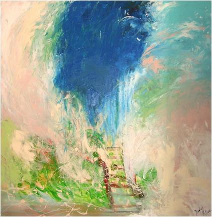 bogdan-mihai-radu-scara-infinitului-spatiu-pictura-cosmos