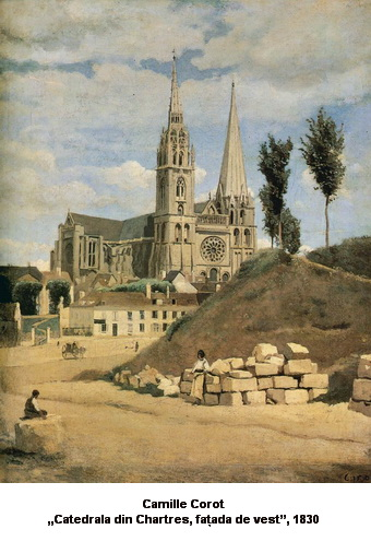 camille-corot-catedrala-din-chartres-1830