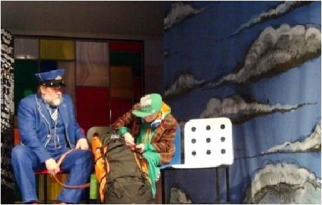 carmen dominte lumea lui paparin teatrul ion creanga premiera vasile manta