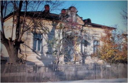 casa lui radu serban caracal serban cionoff
