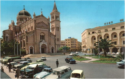 catedrala din tripoli