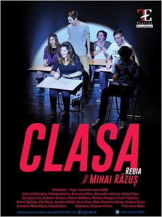 clasa teatrul excelsior