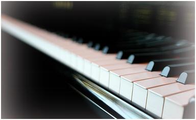 claviatura pian