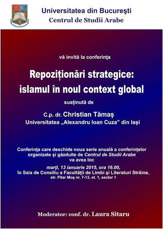 conferinta christian tamas islam