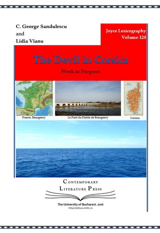 cover Lexicon joyce the devil in corsica