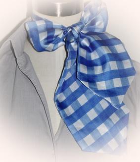 cravata esarfa