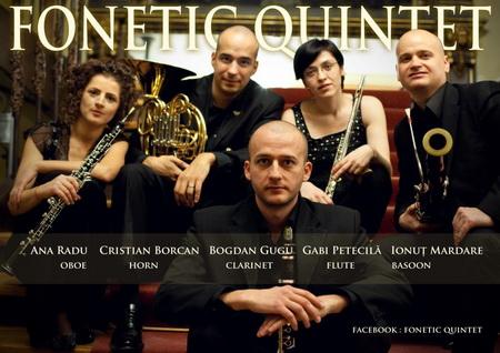cvintetul fonetic