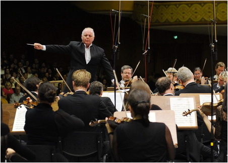 daniel barenboim staatskapelle berlin concert deschidere festival enescu 1 septembrie 2013