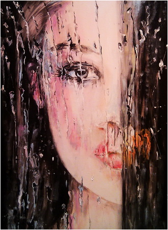 de cealalta parte a ploii andreea gheorghiu pictura contemporana