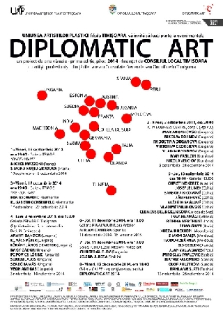 diplomatic art
