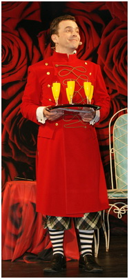 domnul conopida spectacol opera comica pentru copii