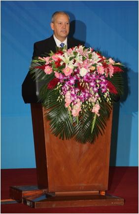 dumitru dorin prunariu deschiderea congresului beijing