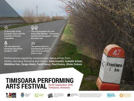 festival arte performative timisoara