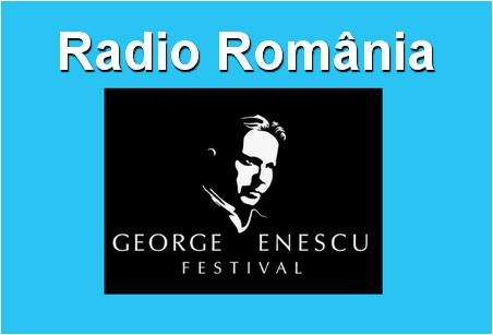 festivalul enescu la radio romania